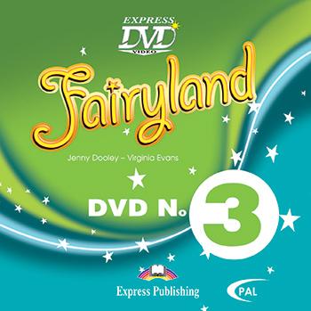 Fairyland Junior A: DVD Video PAL