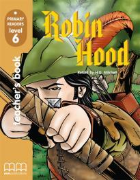PRR 6: ROBIN HOOD TEACHER'S BOOK  (+ CD-ROM)