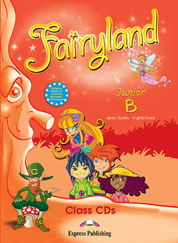 Fairyland Junior B: Class Audio CDs