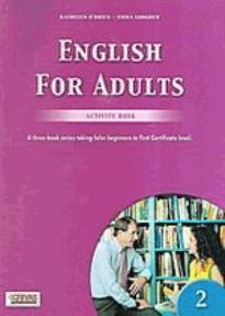 ENGLISH FOR ADULTS 2 WORKBOOK