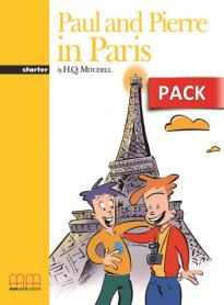 GR STARTER: PAUL AND PIERRE IN PARIS PACK