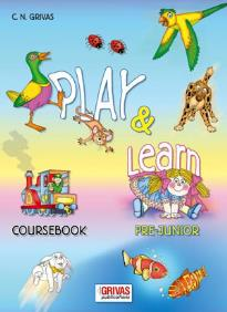 PLAY & LEARN PRE-JUNIOR STUDENT'S BOOK