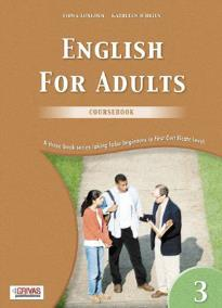 ENGLISH FOR ADULTS 3 STUDENT'S BOOK