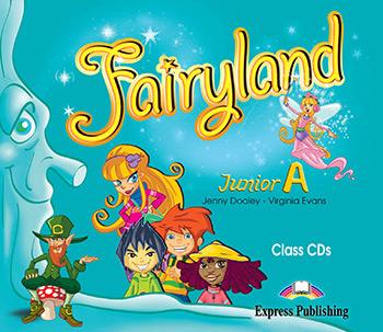 Fairyland Junior A: Class Audio CDs