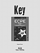 Tests for the Michigan ECPE 2: Key