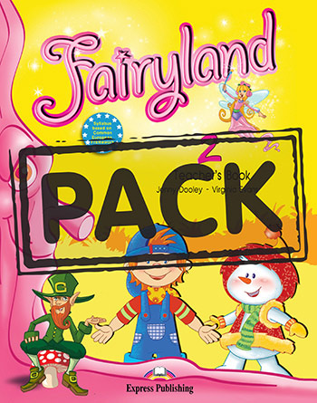 Fairyland 2: Teacher's Book Pack