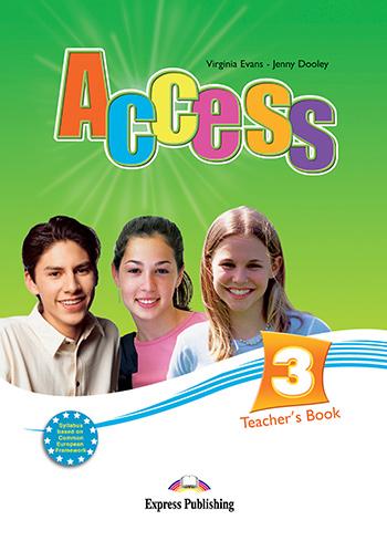 Access 3: Teacher's Book