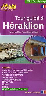 Tour guide a Heraklion