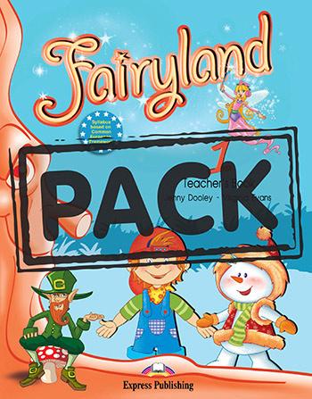Fairyland 1: Teacher's Book Pack