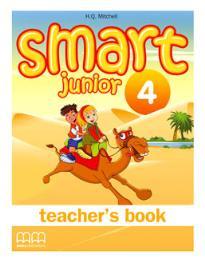 SMART 4 JUNIOR TEACHER'S BOOK