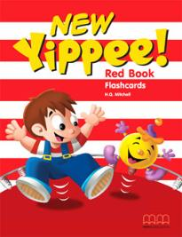 YIPPEE RED BOOK FLASHCARDS