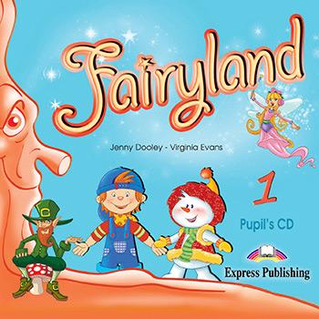 Fairyland 1: Pupil's Audio CD