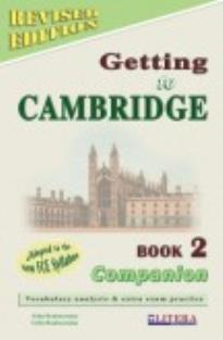 Getting To Cambridge