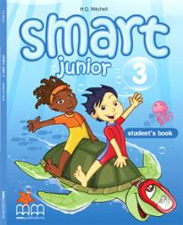 SMART 3 JUNIOR STUDENT'S BOOK