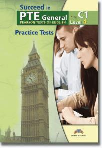 SUCCEED IN PTE C1 LEVEL 4 5 PRACTICE TESTS STUDENT'S BOOK