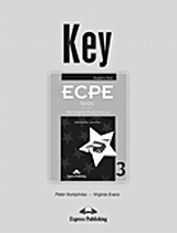 Tests for the Michigan ECPE 3: Key