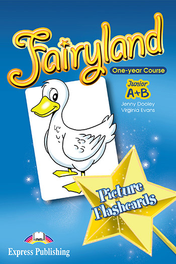 Fairyland Junior A+B: Picture Flashcards