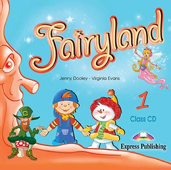 FAIRYLAND 1 CD CLASS