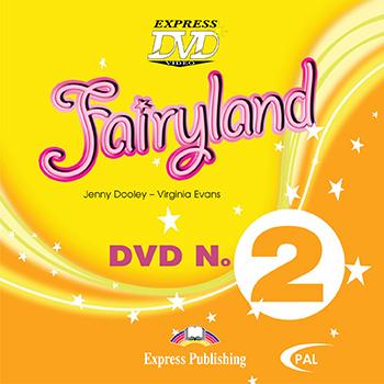 FAIRYLAND 2 DVD