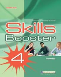 SKILLS BOOSTER 4 STUDENT'S BOOK INTERNATIONAL