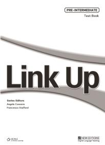 Link Up Pre - Intermediate Test Book