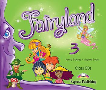 Fairyland 3: Class Audio CDs