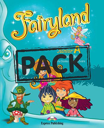 Fairyland Junior A: Teacher's Book