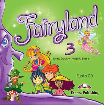 Fairyland 3: Pupil's Audio CD