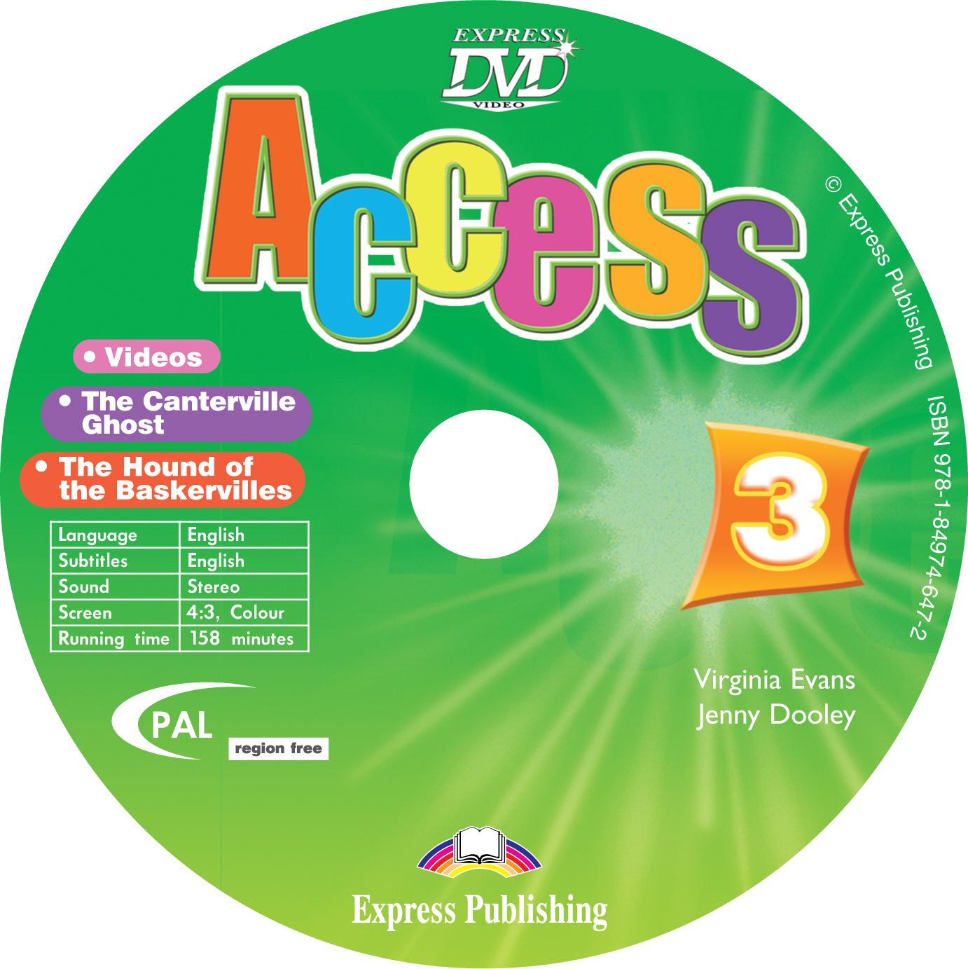 Access 3: DVD Video PAL