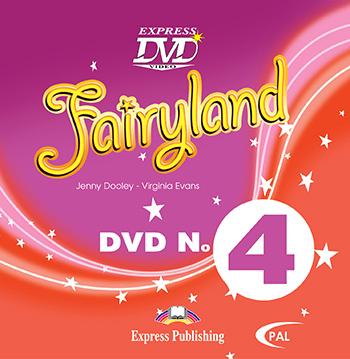 Fairyland Junior B: DVD Video PAL