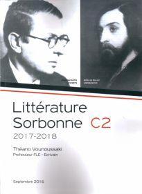 LITTERATURE SORBONNE C2 2017-2018 (LES MOTS & LORENZACCIO)