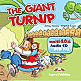 The Giant Turnip: Multi-ROM (Audio CD / DVD Video PAL)