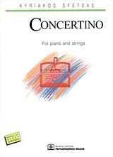Concertino for Piano and Strings