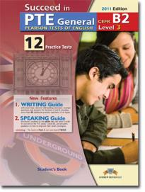 SUCCEED IN PTE B2 LEVEL 3 12 PRACTICE TESTS STUDENT'S BOOK 2011