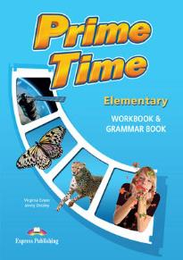 PRIME TIME ELEMENTARY WB GRAMMAR