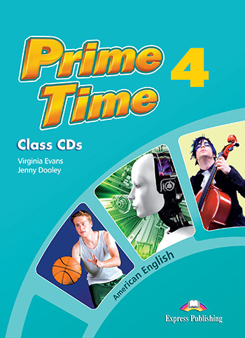 PRIME TIME 4 CD CLASS (3) AMERICAN EDITION