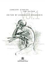 Concert Studies for Guitar 1