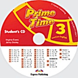 Prime Time 3 American English: Student΄s Audio CD