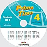 Prime Time 4: Student΄s Audio CD CD2