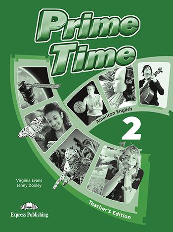 PRIME TIME 2 TEACHER'S BOOK  AMERICAN EDITION