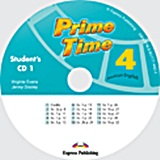 Prime Time 4: Student΄s Audio CD: CD1