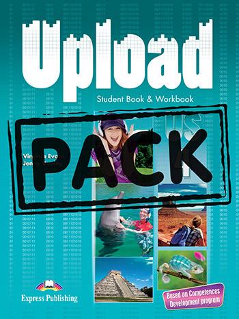UPLOAD US 4 STUDENT'S BOOK & WORKBOOK (+ iebook)