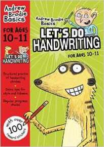 LET'S DO HANDWRITING 10-11 PB