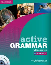 ACTIVE GRAMMAR 3 STUDENT'S BOOK (+ CD-ROM) WITH ANSWERS