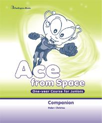 ACE FROM SPACE JUNIOR 1 YEAR COMPANION