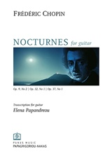 Nocturnes for Guitar