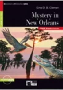 R&T. 2: MYSTERY IN NEW ORLEANS B1.1 (+ AUDIO CD)