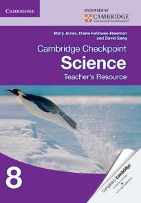CAMBRIDGE CHECKPOINT SCIENCE TEACHER'S RESOURCE CD-ROM 8