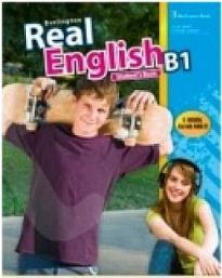 REAL ENGLISH B1 TEACHER'S BOOK  WORKBOOK