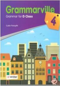 GRAMMARVILLE 4 STUDENT'S BOOK